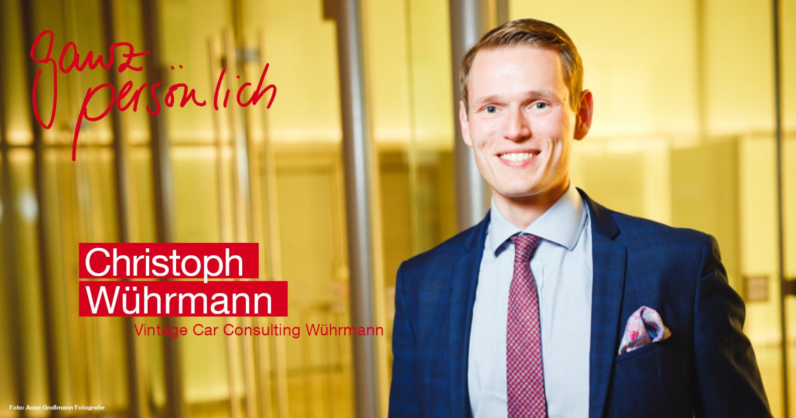 Ganz Persönlich - Christoph Wührmann